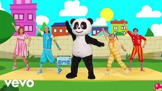 Panda e Os Caricas - Eu Gosto De Dançar (Official Video)