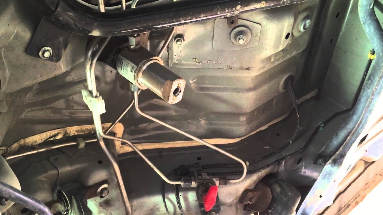 1992 Honda Accord Fuel Pump Lines 2006 Location