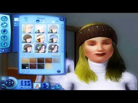 Видео-обзор The Sims 3 Времена года [1] одежда.