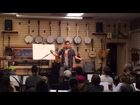 John Nash Ukulele Workshop Video & Handouts