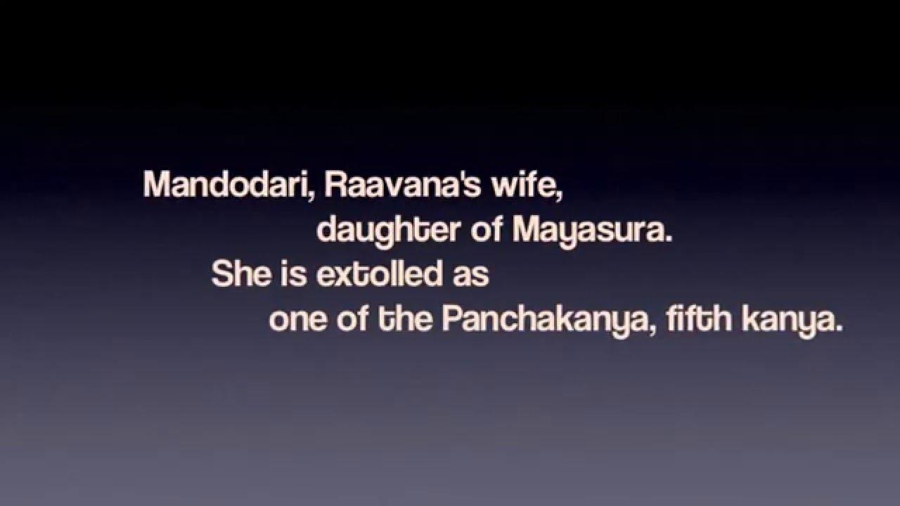 || Mandodari - Panchakanya | Deepika Bhide | ShubhaSur Creations |  Swarasneha | 2015 ||