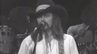 The Allman Brothers Band - Pegasus (Part 1) Recorded Live: 4/20/197...