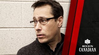 Guy Boucher gives an update on his line-up before tonight's 7:30 p....