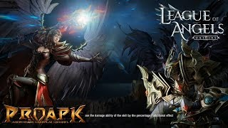 League of Angels:Origins Android / iOS Gameplay (Open World MMORPG)