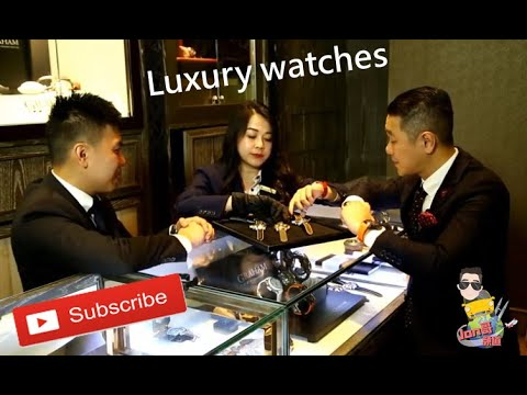 Graham Watch Review At Sincere Fine Watch Pavilion KL