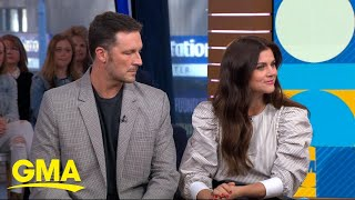 Tiffani Thiessen on that viral 'Saved By the Bell' 'reunion' photo l GMA