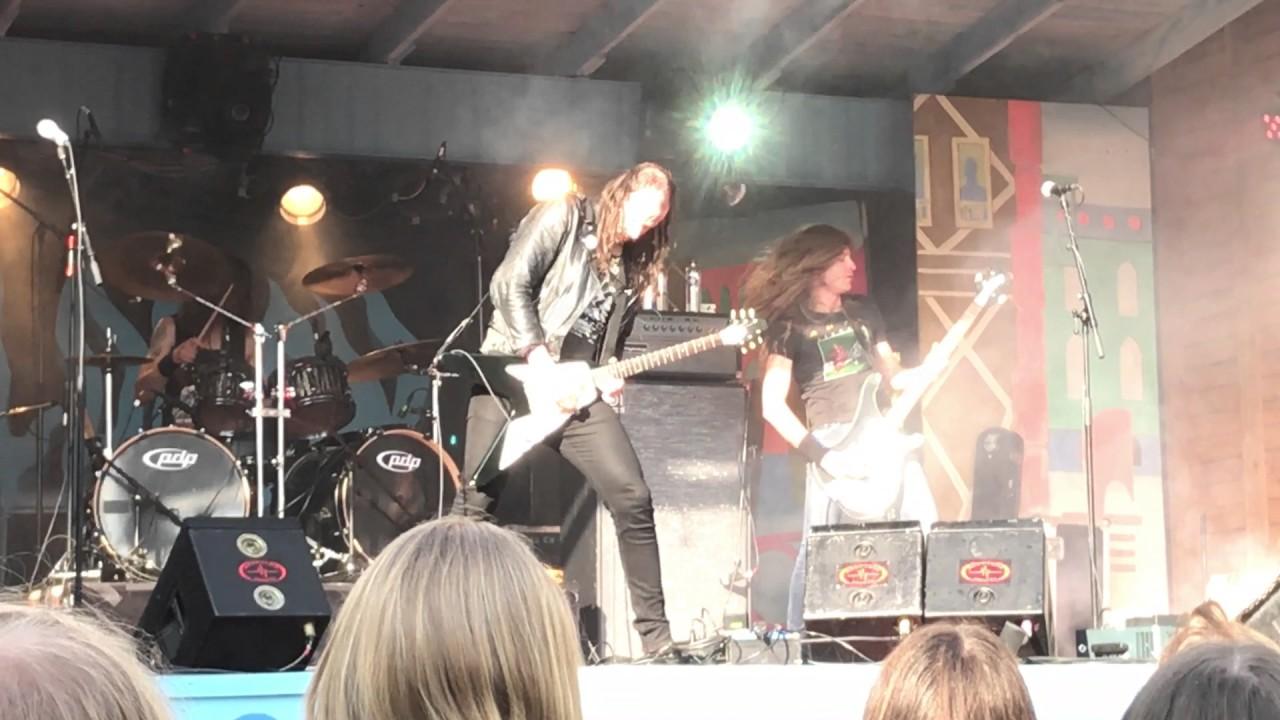 Download Cauldron - Nitebreaker - Muskelrock 2017 - 4/6