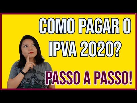 COMO PAGAR O IPVA 2020?