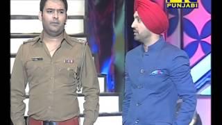 Ptc punjabi film awards 2013 kapil & diljit