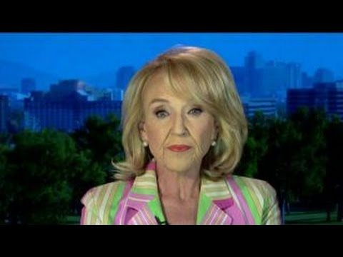 Jan Brewer won't stand for sanctuary cities