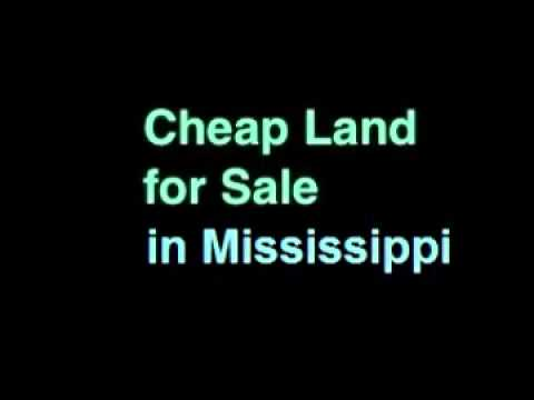 Cheap Land for Sale in Mississippi – 10 Acres – Jackson, MS 39203