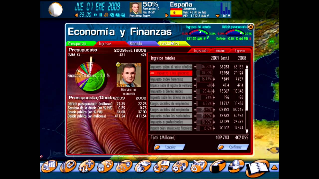 descargar yo presidente crisis global espanol torrent