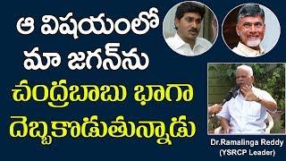 ఆ విషయంలో మా జగన్ ను చంద్రబాబు భాగా దెబ్బకొడుతున్నాడు   Allagadda Politics   Dr.Ramalinga Reddy
