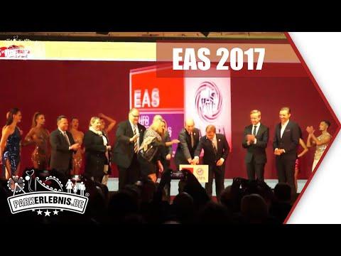 EAS 2017 Eröffnung: Euro Attractions Show 2017 Opening Ceremony (Freizeitpark-Messe in Berlin)