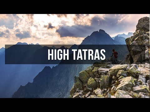 From Up There (High Tatras - Slovakia)