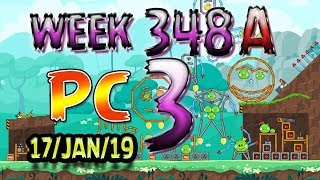 Angry Birds Friends Tournament Level 3 Week 348-A PC Highscore POWER-UP walkthrough