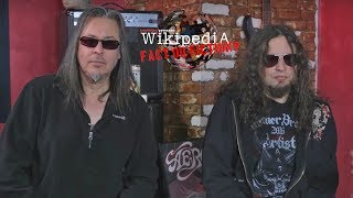 Queensryche - Wikipedia: Fact or Fiction?