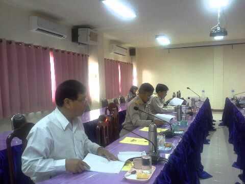 การประชุมกลุ่มนิเทศ สพป.พช.2 (4 Aug.14)