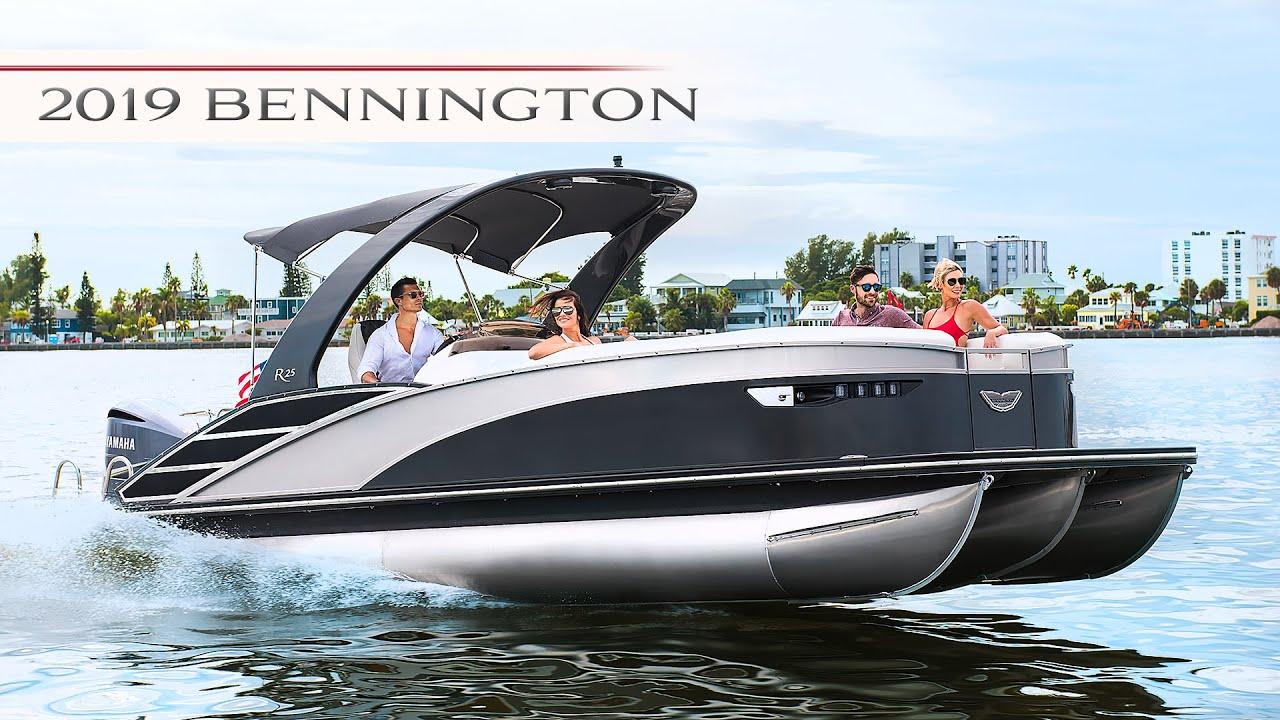 Bennington 2019 R Series Pontoon Boats