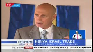 Kenya to fly direct to Israel