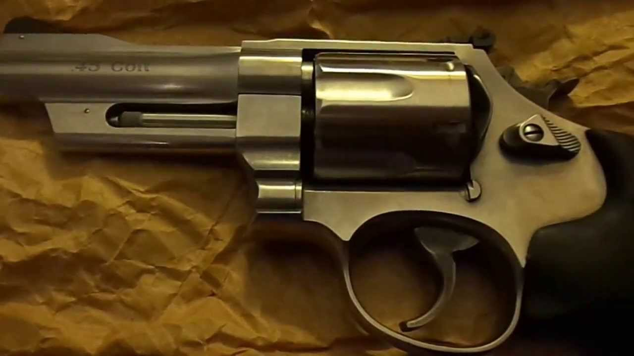 Smith And Wesson 625 Mountain Gun Unboxing