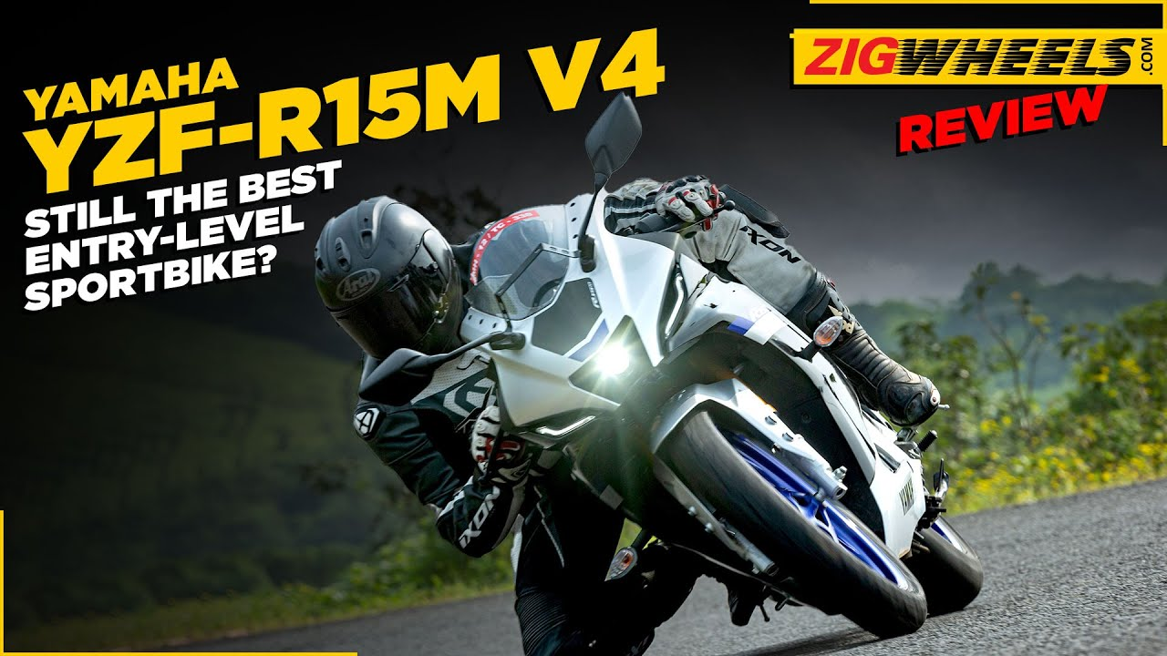 Download Yamaha R15 v4 Road Test Review | Performance, Specifications, Top Speed, Price & More | ZigWheels