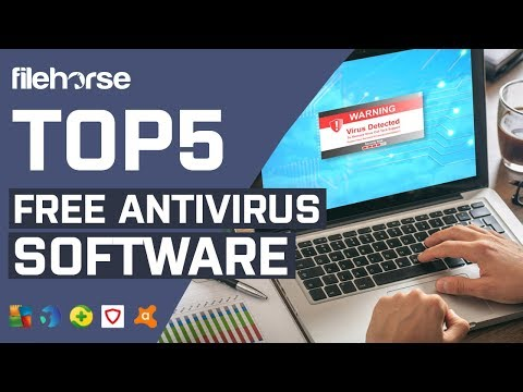 Top 5 Free AntiVirus Software For Windows PC (2019)