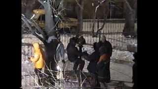Съемки Тайн следствия - январь 2004