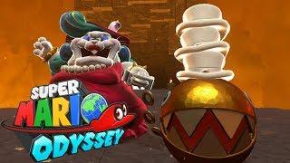 WSZYSCY WROGOWIE POWRACAJĄ!? - Let's Play Super Mario Odyssey #20 [NINTENDO SWITCH]