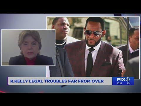 Attorney Gloria Allred unpacks what's next in R. Kelly case