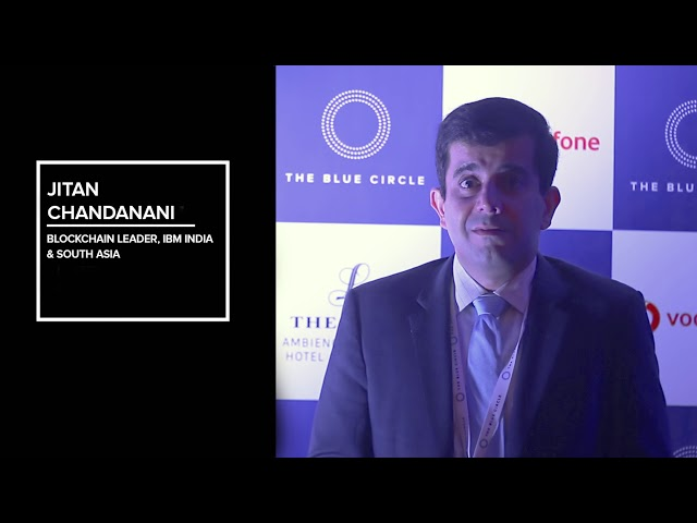 Jitan Chandanani - Blockchain Leader, IBM India & South Asia