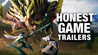 Honest Game Trailers | Monster Hunter Rise