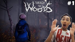 Game Horror Hutan Belantara Mantap ! - Through The Woods - Indonesia #1