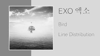 EXO (엑소) - Bird Line Distribution