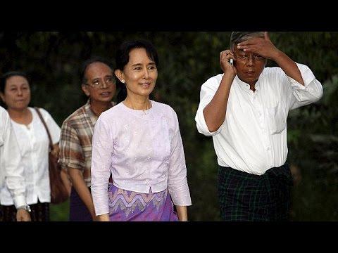 Мьянма: нижняя и верхняя палаты парламента выдвинули своих кандидатов на пост президента