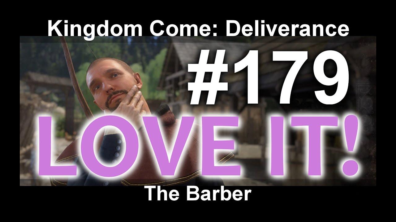Download Kingdom Come - The Barber/Holič #179 KCD