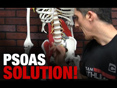 The Ultimate Hip Stretch and Mobility Drill (PSOAS SOLUTION!)