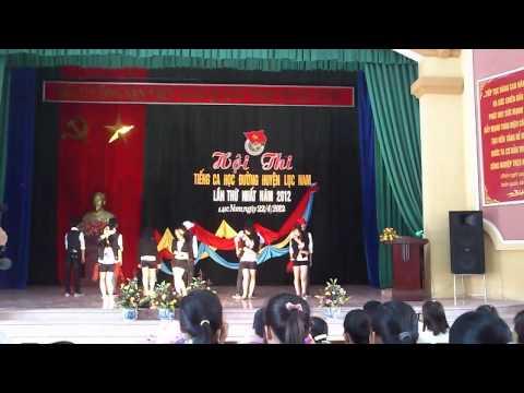Nhay Hien Dai thpt luc nam