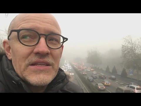 """Smog-Alarm in Peking: """"Wie in einem apokalyptischen Film"""""""