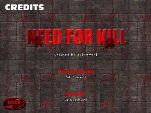 Need For Kill #9 - клан DJ, трюки, credits