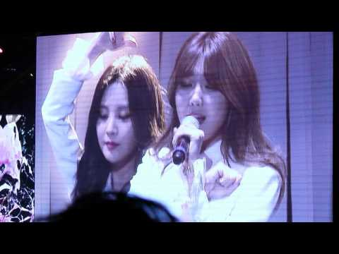 2015 Fanmeeting in China - SNSD Fancam