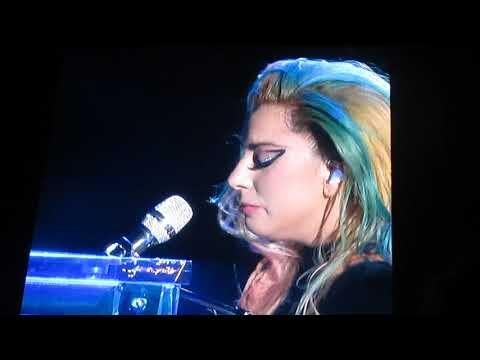 Lady Gaga - The Edge Of Glory - Fenway Park, Boston MA - September 1, 2017