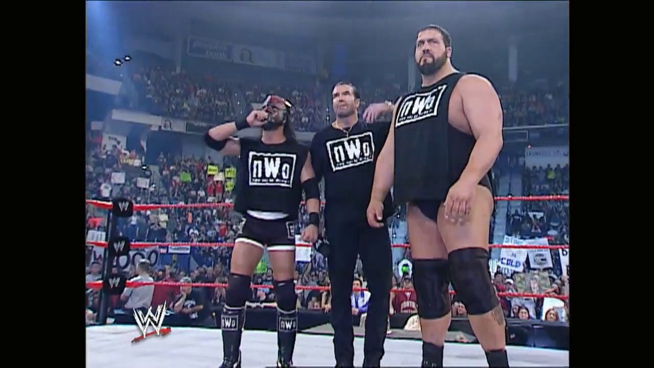 WWE RAW 5/6/2002 Interview Segment - nWo (Scott Hall, X-Pac, & Big Show) &  Ric Flair - YouTube