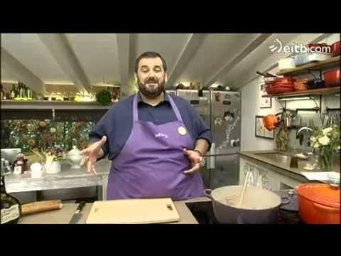 'Sopa de cebollas' en 'Robin Food'
