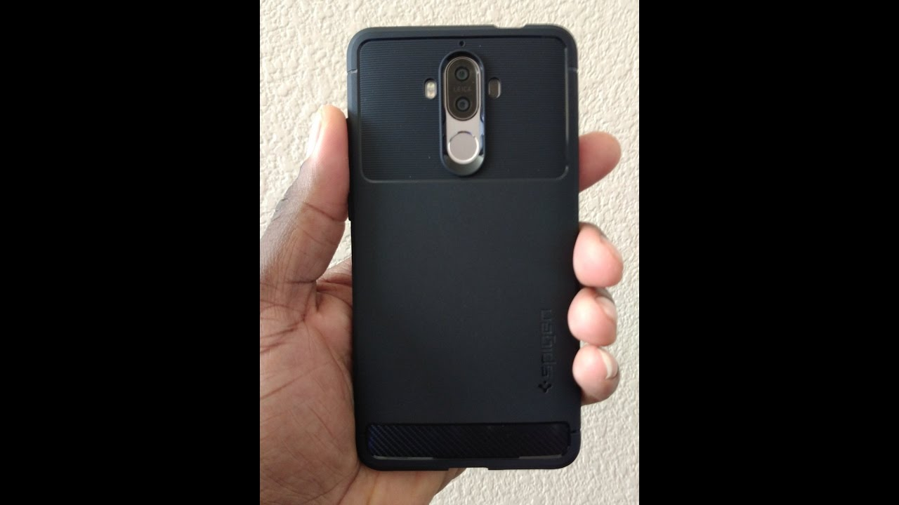 the latest 47d8f c644c Spigen Rugged Armor Case Huawei Mate 9