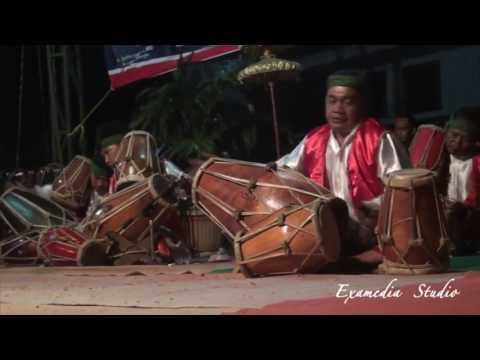Rampak Kendang & Pencak Silat I Festival Seni Dan Budaya Tradisional I