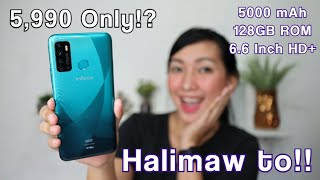 INFINIX HOT 9 : UNBOXING & FULLREVIEW (ML,COD,BATTERY,CAMERA & HEATING)