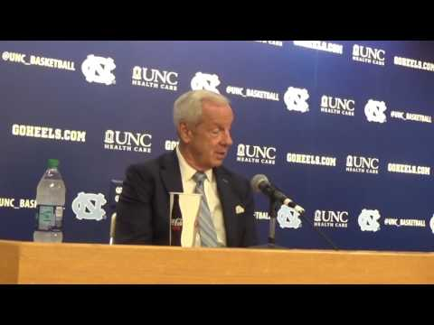 Monmouth UNC Roy Williams