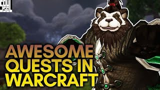 WoW Nostalgia - The Attack on Stoneplow - World of Warcraft Awesome Questlines
