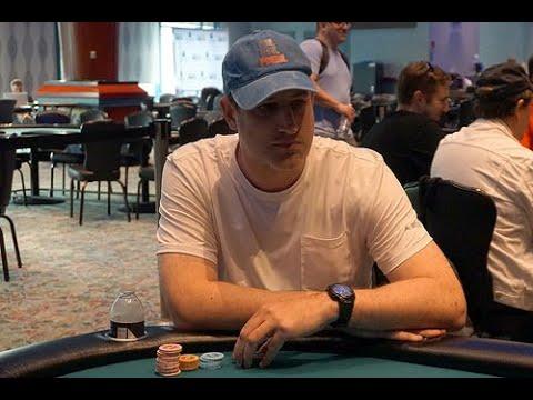 2020 WSOP Main Event Final Tablist Gershon Distenfeld Giving it ALL Away